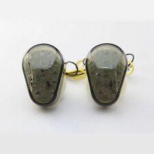Smoke Flush mount LED Turn Signals Kawasaki ZZR600 ZX6R ZX7R ZX9R ZX10R ZX12R