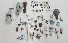 Vintage Toys Star Wars Star Trek Figurines Space Ships Miniatures Minis
