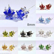 Markenlose Mode-Ohrschmuck aus Metalllegierung mit Stern-Schliffform für Damen