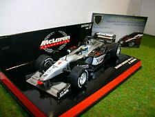 F1 McLAREN MERCEDES 2000 MP4/15 #1 HAKKINEN 1/43 MINICHAMPS 530004301 formule 1