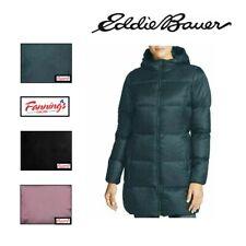SALE! Women's Eddie Bauer Luna Peak Down Parka Coat - VARIETY Size & Color F23