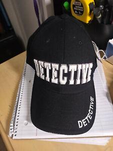 BASEBALL CAPS DETECTIVE