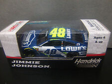 Jimmie Johnson 2017 Lowe's #48 HMS Chevy SS 1/64 NASCAR Monster Energy Cup