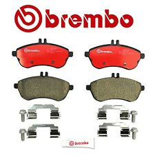 NEW Mercedes W204 C250 C300 Front Disc Brake Pads Brembo P50067N