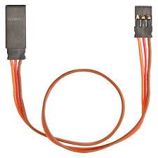 Servo extension cable Graupner JR Uni 0.14 mm2 flat PVC 250mm partCore 130002
