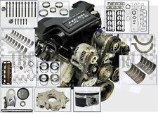 Dodge, Chrysler cars and Jeep Truck 5.7 Engine Rebuild plus kit  2003 - 2008