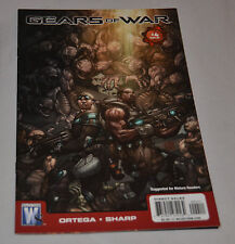 Wildstorm GEARS OF WAR #4 Comic Book (March 2009) FAST SHIPPING!!