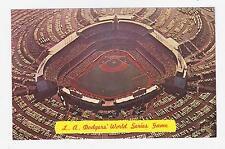 Dodger Stadium,Los Angeles,California,World Series Game,c.1963-65