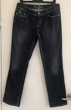 Ladies ESPRIT Stretch Blue Jeans. Size 12. As New