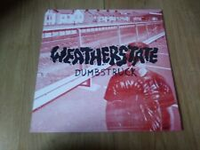 WEATHERSTATE DUNBSTRUCK RED & WHITE SPLATTER VINYL LP