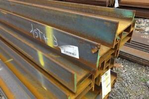 4.5 Mtrs 178 x 102 x 19 Universal Steel Beam Rsj