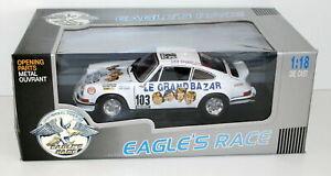 EAGLE RACE 1/18 212001 PORSCHE 911 CARRERA 1973 BAZAR