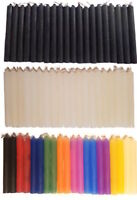 """60 Chime Spell 4"""" Candles - 20 Assorted. 20 White and 20 Black and FREE SHIPPING"""
