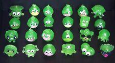 MOSHI MONSTERS Series 2 Sparkly Green Glitter ☆ Set 24 ☆ Lady Goo Goo Blingo