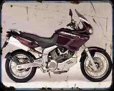 CAGIVA NAVIGATOR 5 A4 Metal Sign moto antigua añejada De