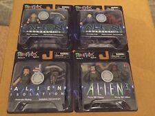 Minimates Series 4 Alien 3/Isolation/Resurrection Figures BNIB