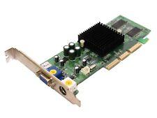NVIDIA GeForce4 MX440 - 64MB AGP Video Graphics Card [5645]