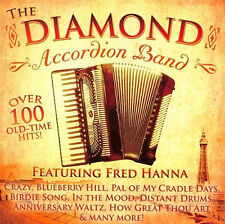THE DIAMOND ACCORDION BAND *Over 100 OLD-TIME HITS *  LOYALIST/ULSTER/ ORANGE CD
