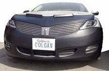 Colgan Front End Mask Bra 2pc. Fits Lincoln MKZ 2013-2016 Without Lic.Plate