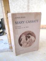 MARY CASSATT,1913,Achille Segard,Illustrated