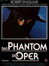 Phantom Of Opera 1989 Poster 02 A4 10x8 Photo Print