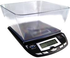 Briefwaage My Weigh 7001DX schwarz  7 kg x 1 g Digitale Küchenwaage MyWeigh