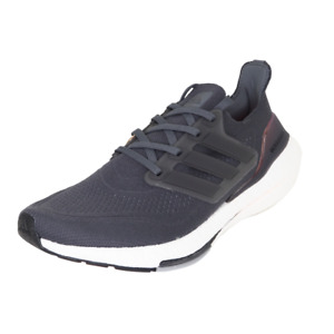 Adidas Ultraboost 21 Running Mens Shoes Grey Dark Sneakers FY0372 Size 9.5 New