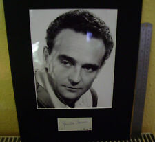 KENNETH CONNOR CARRY ON LEGEND TOP QUALITY SIGNED AUTOGRAPH DISPLAY UACC