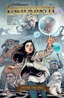Labyrinth Under the Spell 1 Rebekah Isaacs Variant Jim Henson Bowie Official NM
