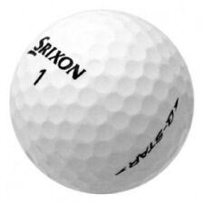 50 Srixon Q Star Golf Balls Near Mint Excellent Balls / Grade AAA