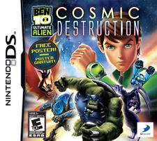 Ben 10 Ultimate Alien: Cosmic Destruction NDS New Nintendo DS