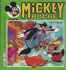MICKEY POCHE N°96 . 1982 .