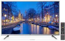 SABA Tv Led 32 pollici, SA32S45N, HD, Smart Tv,  DVB-C/S/S2/T/T2