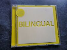 PET SHOP BOYS BILINGUAL 1996 CD ALBUM IN FROSTED STICKERED CASE EXC