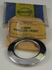 Rootes Group Humber Super Snipe Original NOS Hub Cap Insert