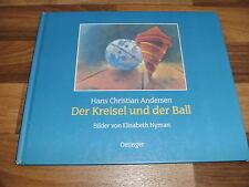 Hans Christian Andersen + Elisabeth Nyman -- der KREISEL und der BALL // 1989