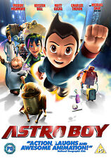 ASTROBOY - DVD - REGION 2 UK