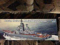 TRUMPETER 1/350 Russian Cruiser Admiral Ushakov (Ex-Kirov) Ship Kit 4520