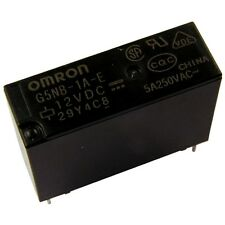 OMRON G5NB-1A-E-12 Relais 12V DC 1xEIN 5A 720 Ohm PCB Power Relay 854835