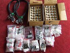 Nimco hydraulics, control valve , joystick block, loader cables