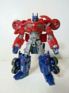 "Hasbro Transformers Generations War for Cybertron Deluxe Optimus Prime 6"" figure"