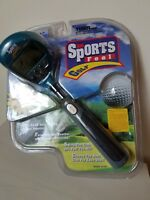 Tiger Sports Feel Golf Handheld Electronic Vintage LCD Game New Sealed In Box