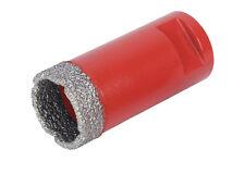 RUBI Winkelschleifer-Diamantbohrer Ø 20 mm Bohrkrone Diamantkrone für M14, 04910
