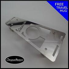 Vespa PX T5 LML floor board rack CUP HOLDER stainless steel CLASSIC RACKS