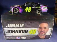 W4-51 JIMMIE JOHNSON #48 ALLY 2019 CHEVY CAMARO ZL1