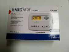 Emerson 70 Series 5/2-Day Single Stage Programmable Thermostat 1F78-151 Unused