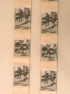 Romulus Adjustable Leather Golf Suspenders Casual
