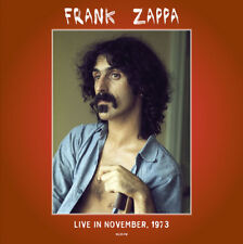 Frank Zappa - Live in November 1973 NEW SEALED LP His greatest band!
