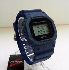 New Casio G-Shock Denim-Color Watch DW-5600DE-2