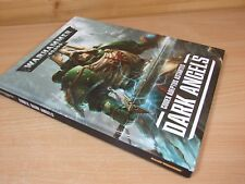Edition alemán Dark ImperioWarhammer 40k Warhammer 40k libro de reglas 8